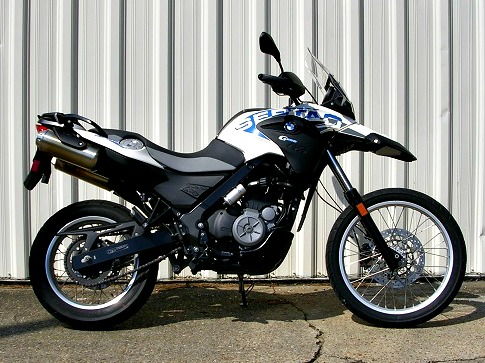 2013 BMW G 650 GS SERTAO, motorcycle listing