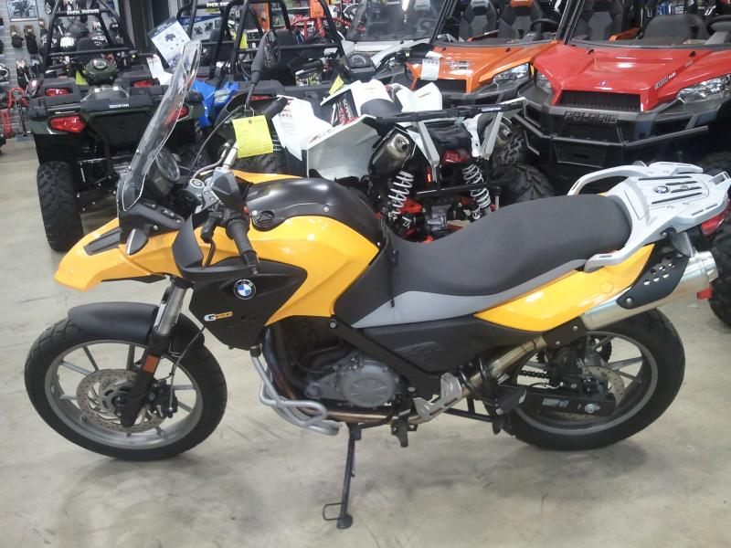 2013 BMW G650GS, motorcycle listing
