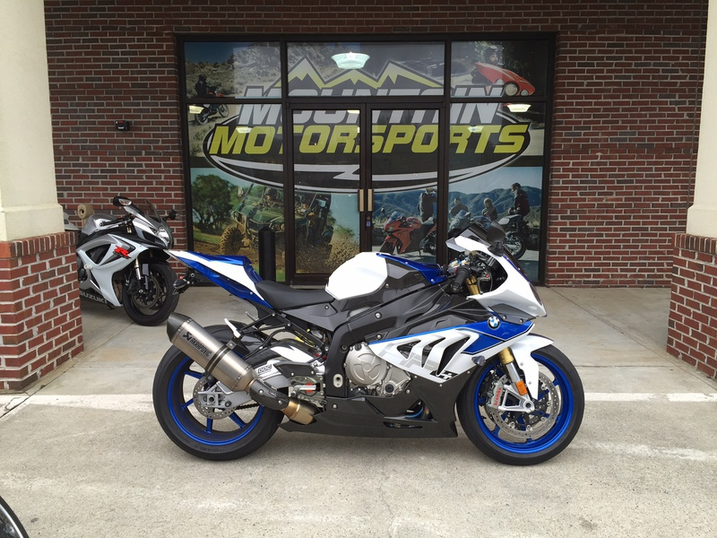 2013 BMW HP4, motorcycle listing