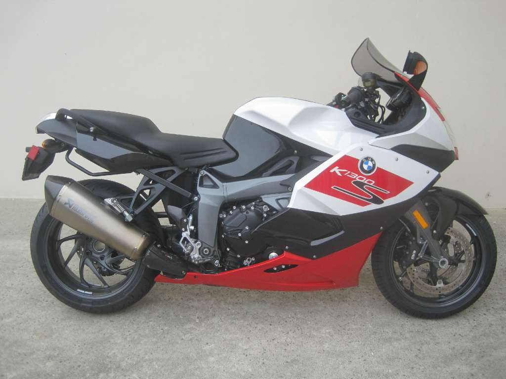 2013 BMW K 1300 S, motorcycle listing