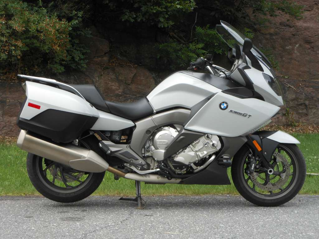 2013 BMW K 1600 GT, motorcycle listing