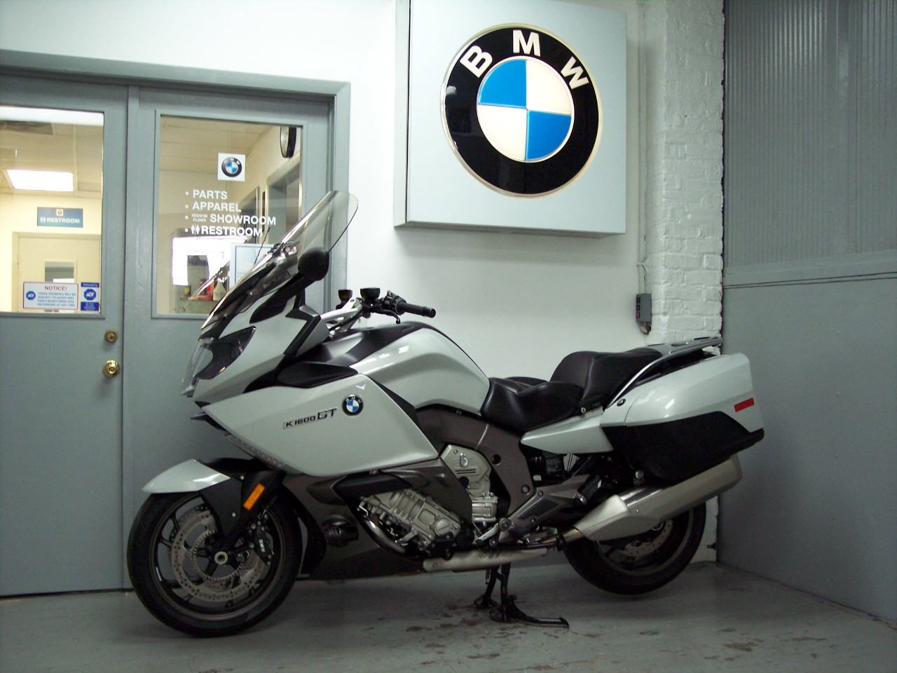 2013 BMW K1600GT, motorcycle listing