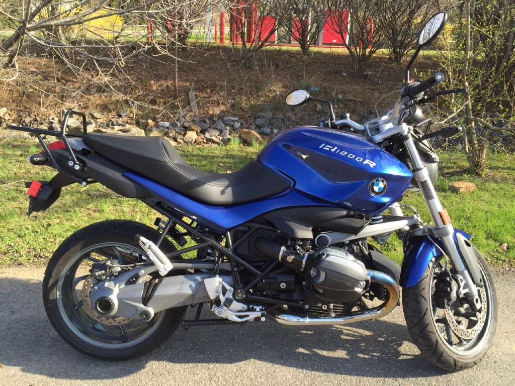 2013 bmw r 1200 r standard motorcycle from state college pa today sale 10 999. Black Bedroom Furniture Sets. Home Design Ideas
