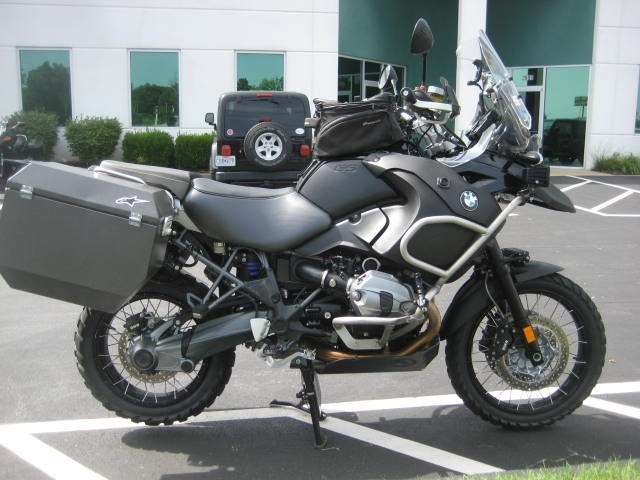 2013 BMW R1200GS ADVENTURE  *JESSIE LUGGAGE*, motorcycle listing