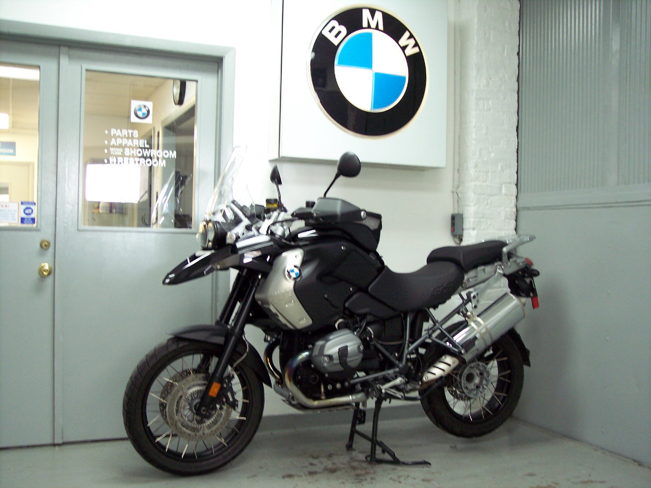 2013 BMW R1200GS, motorcycle listing