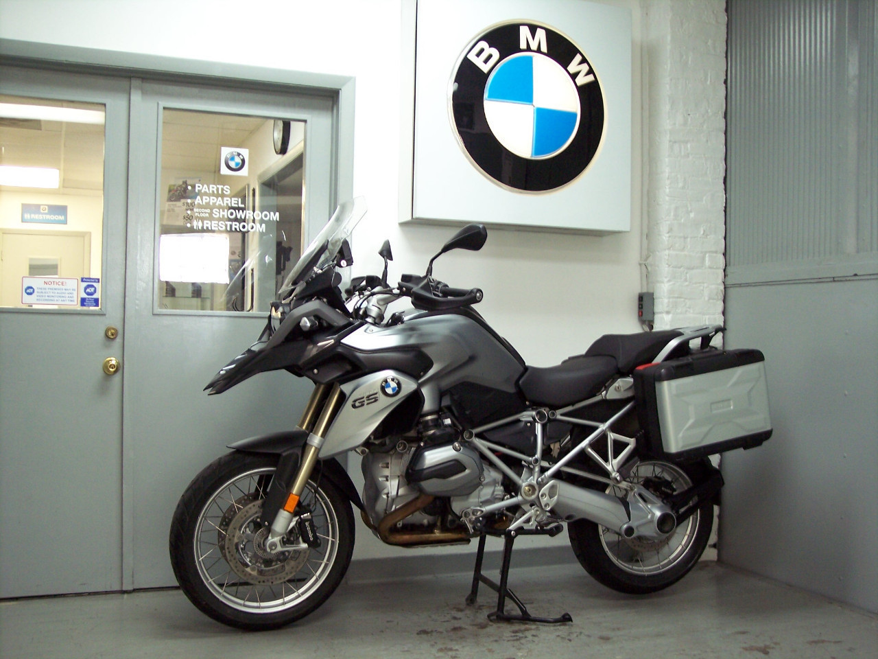2013 BMW R1200GS LOW SEAT, motorcycle listing
