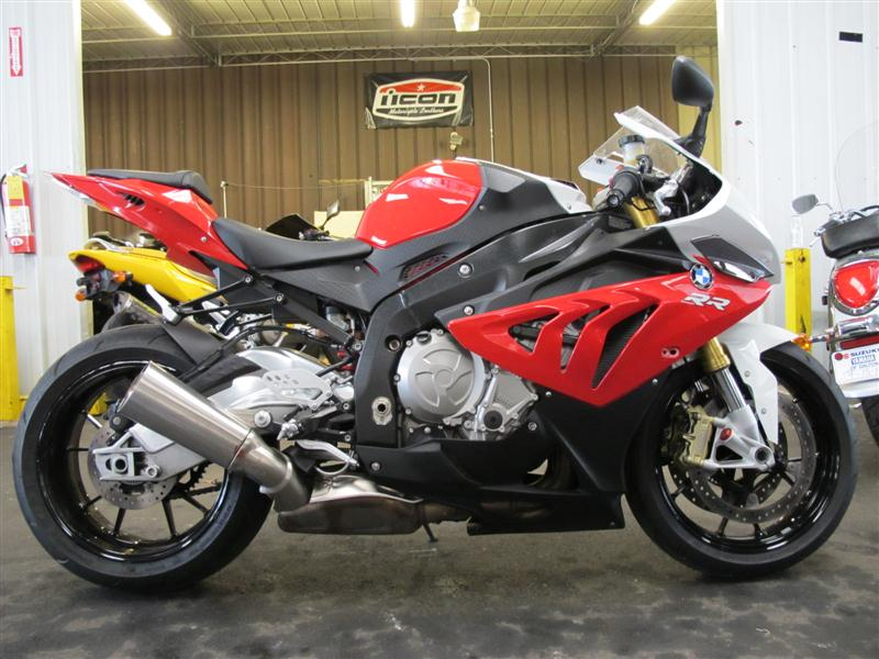 2013 BMW S1000RR, motorcycle listing