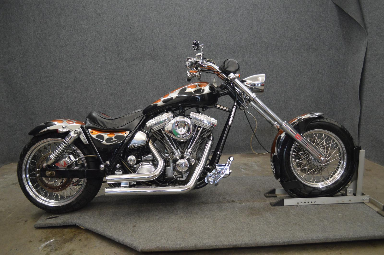 See more photos for this Harley-Davidson Chopper, 1987 motorcycle listing