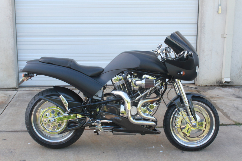 1997 Buell S3 Thunderbolt, motorcycle listing