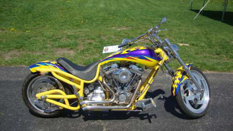 2001 Bourget Bike Works LOW BLOW, motorcycle listing