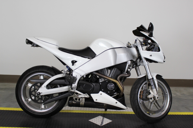 2003 Buell XB9R, motorcycle listing