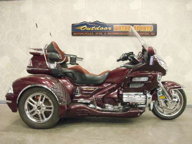 2004 California Side Car Cobra, motorcycle listing