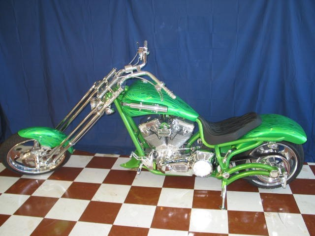 2005 Bourget Fat Daddy 330, motorcycle listing