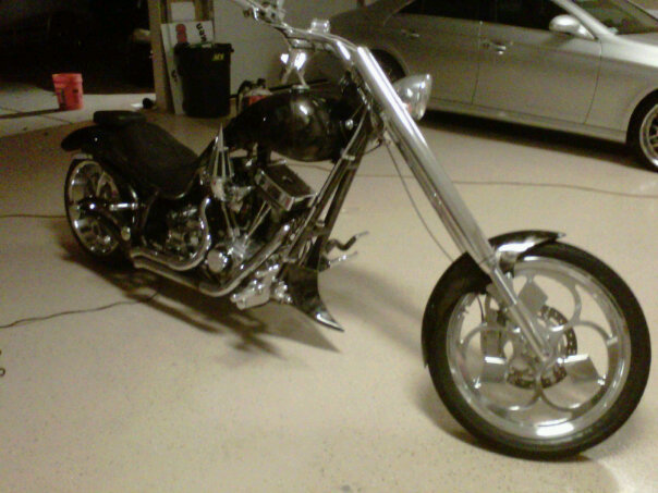 See more photos for this Bourget Fat Daddy CHOPPER, 2006 motorcycle listing