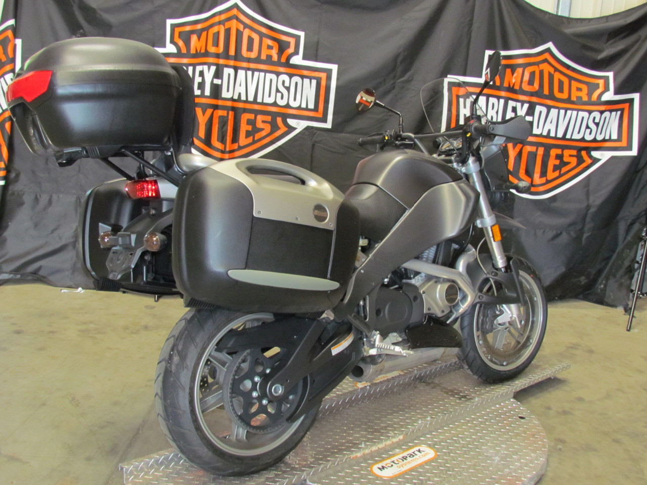 2006 Buell Ulysses XB12X, motorcycle listing
