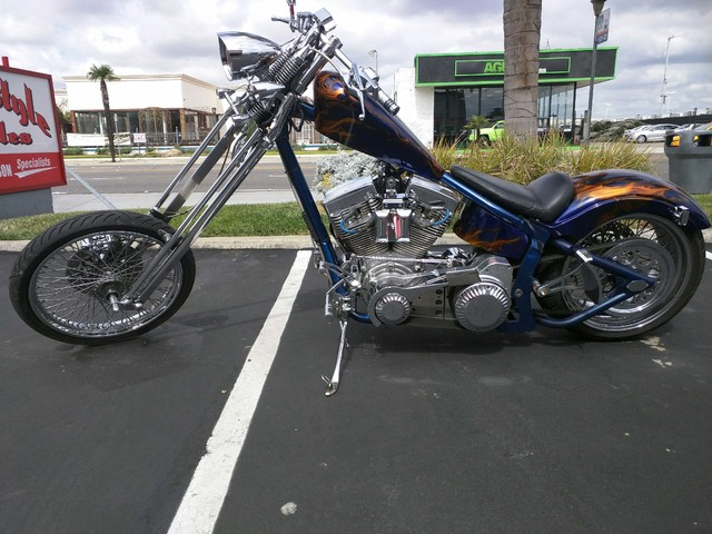 2006 Special Construction Chopper, motorcycle listing