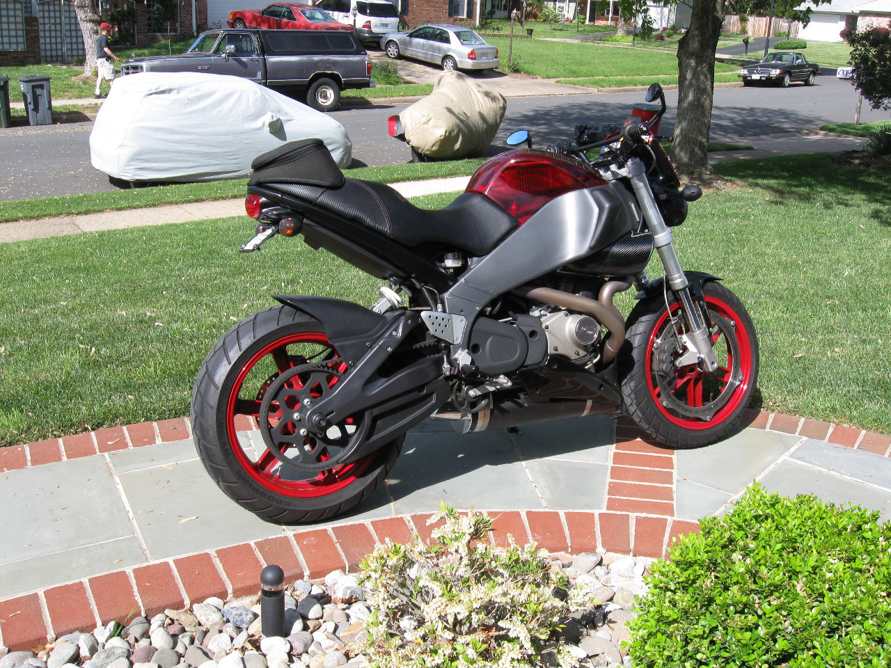 2007 Buell Lightning , motorcycle listing