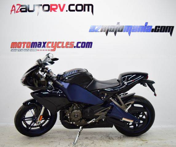 2008 Buell 1125R, motorcycle listing