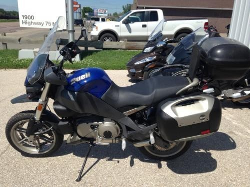 2008 Buell ULYSSES, motorcycle listing