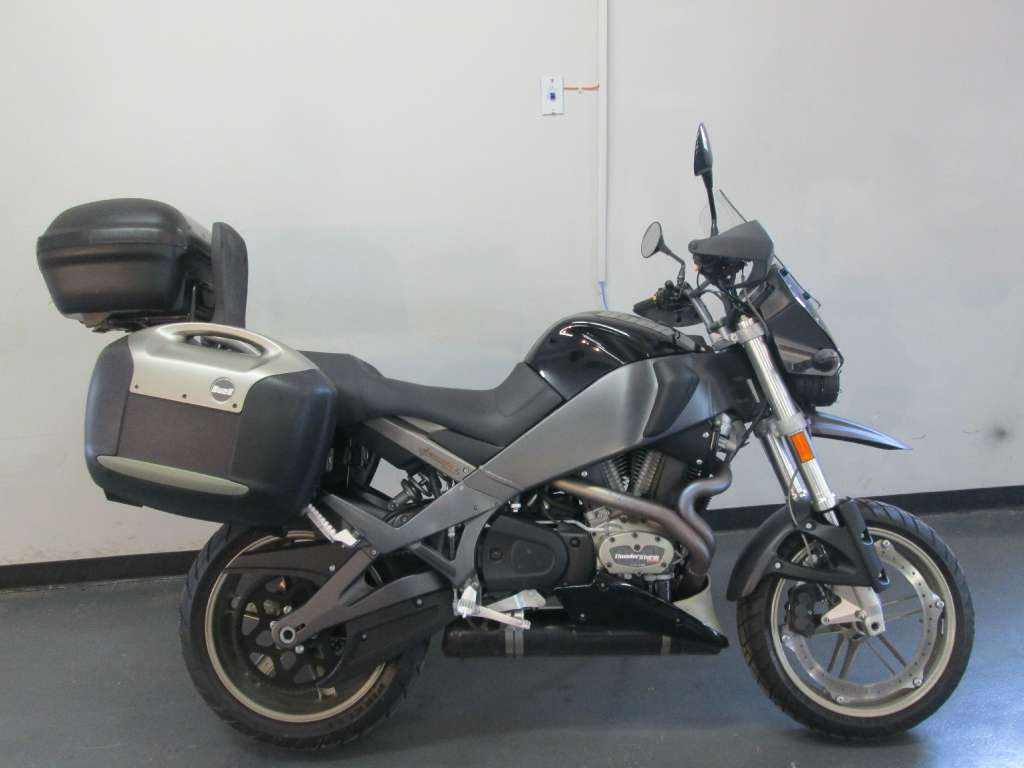 2008 Buell Ulysses XB12X, motorcycle listing