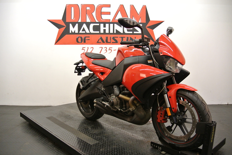 2009 Buell 1125 CR *Super Nice*, motorcycle listing