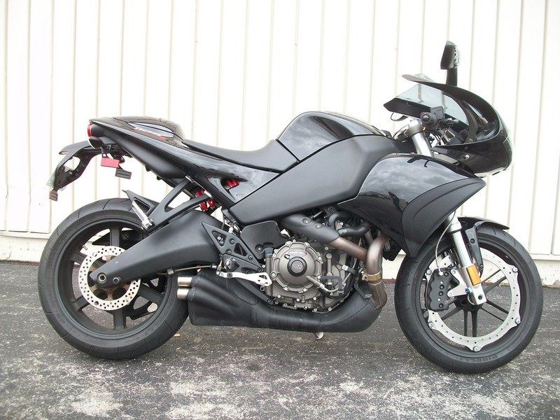 2009 Buell 1125 R, motorcycle listing