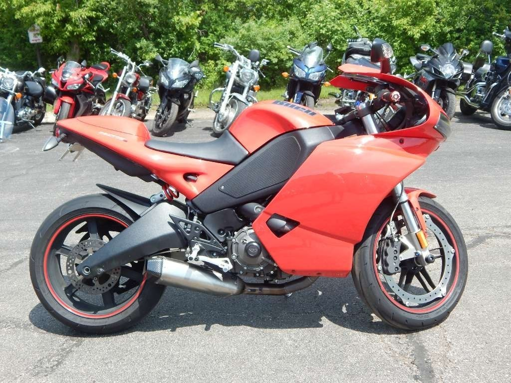 2009 Buell 1125, motorcycle listing