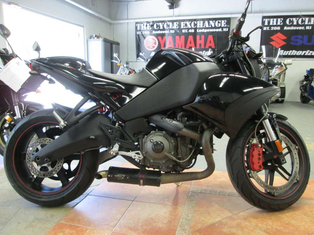 2009 Buell 1125CR, motorcycle listing