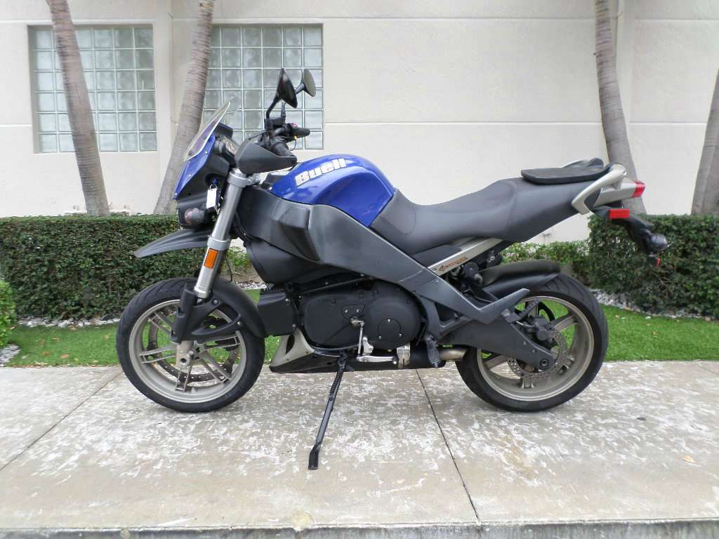 2009 Buell Ulysses XB12X, motorcycle listing