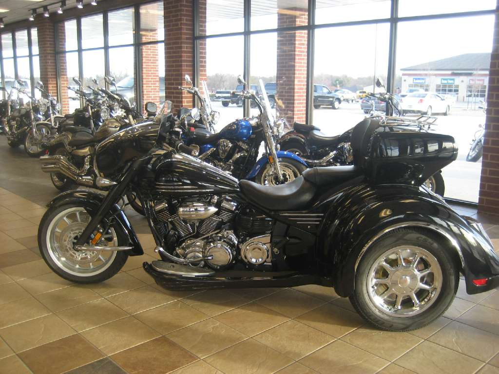 2012 California Side Car Vantage, motorcycle listing