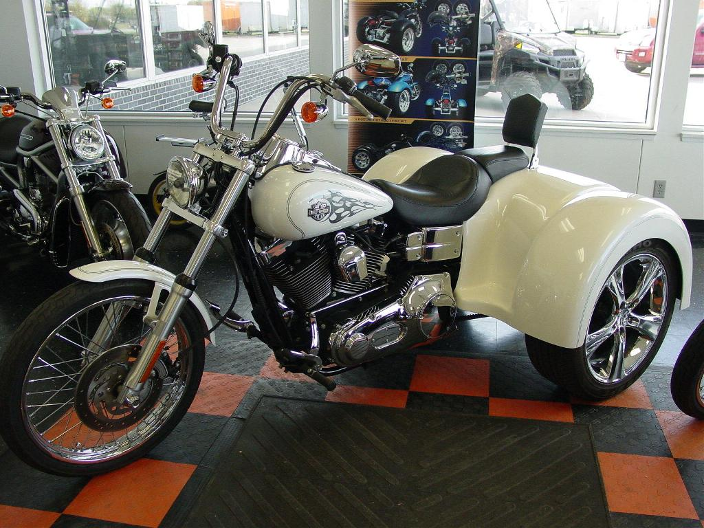 2012 Other FBI Trike Kit, motorcycle listing