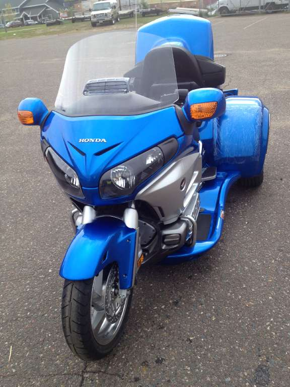 2013 California Side Car Viper, motorcycle listing
