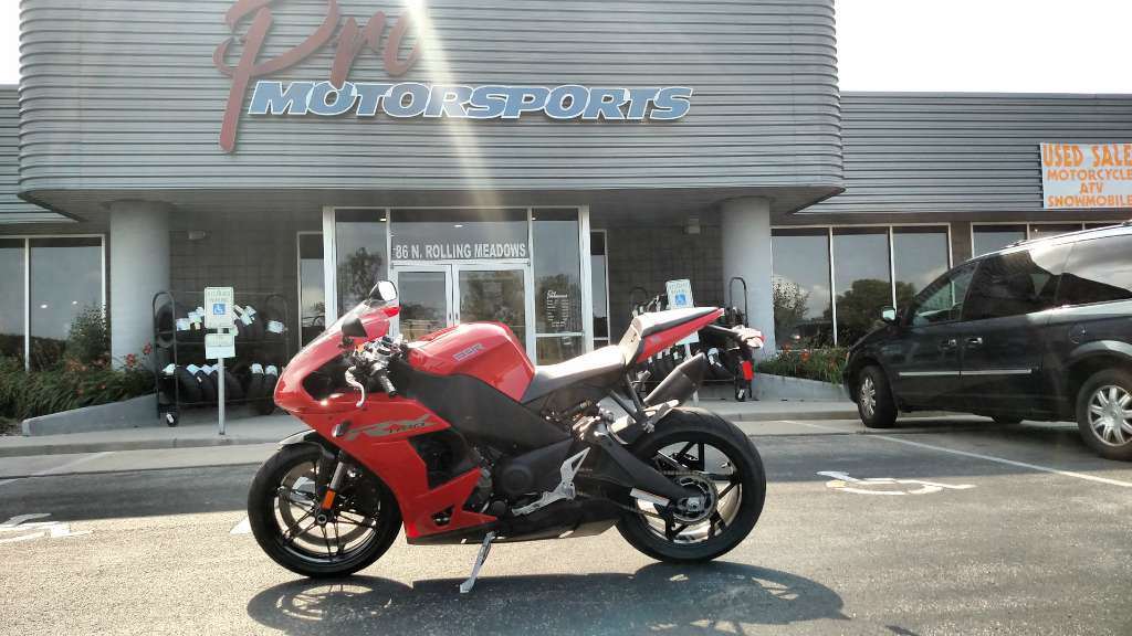 2014 Buell 1190RX, motorcycle listing