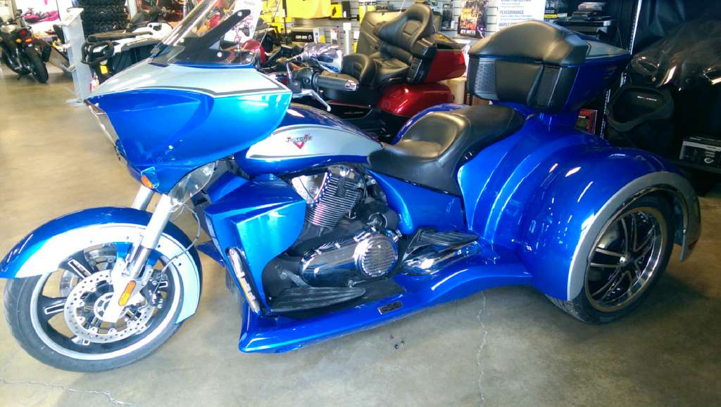 2014 California Side Car Ventura, motorcycle listing