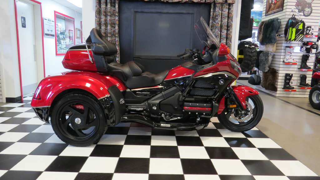 2015 California Side Car /Honda GL1800-Viper Trike, motorcycle listing