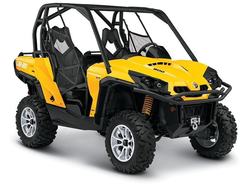 2015 Can-Am COMMANDER XT 1000, motorcycle listing