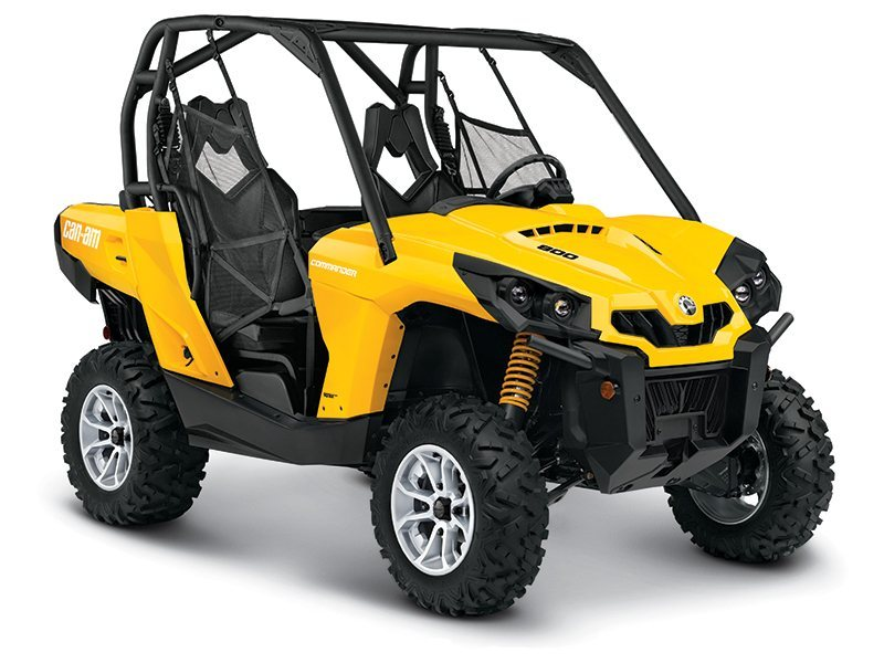 2015 Can-Am Commander DPS 800R, motorcycle listing