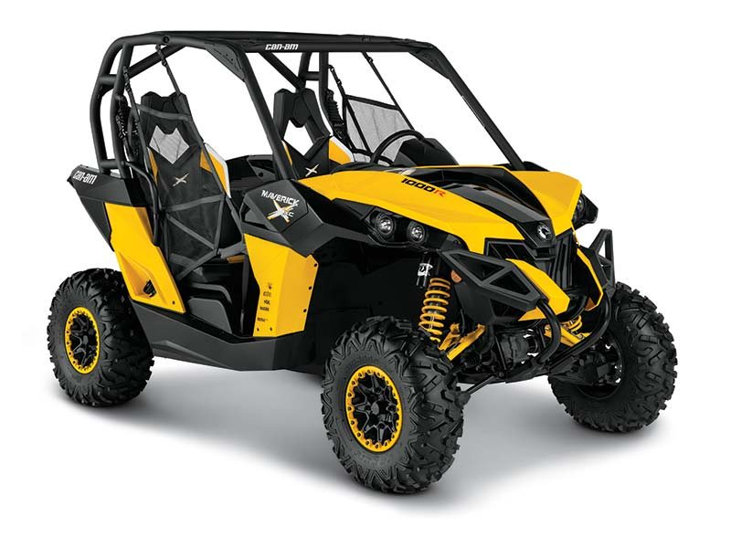 2015 Can-Am Maverick X xc DPS 1000R, motorcycle listing