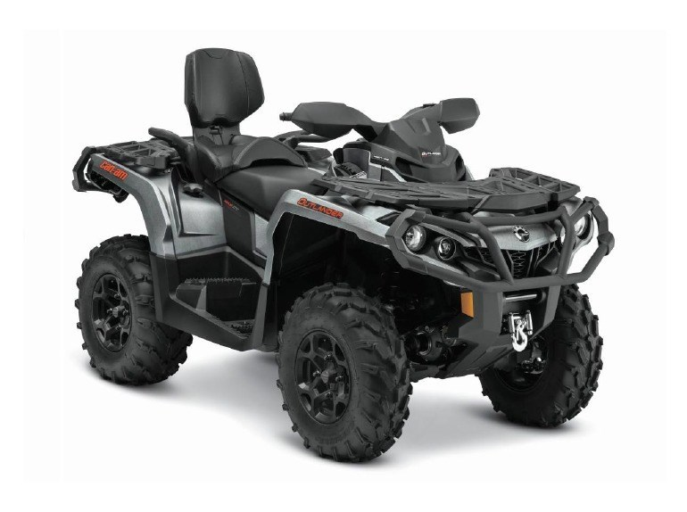 2015 Can-Am OUTLANDER MAX XT 650, motorcycle listing