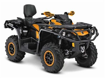 2015 Can-Am OUTLANDER MAX XT-P 800R, motorcycle listing