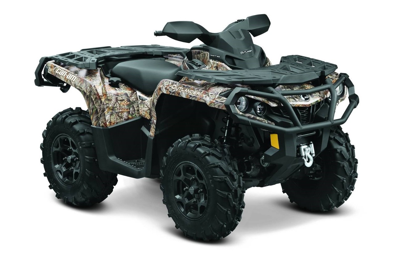 2015 Can-Am OUTLANDER XT 1000, motorcycle listing