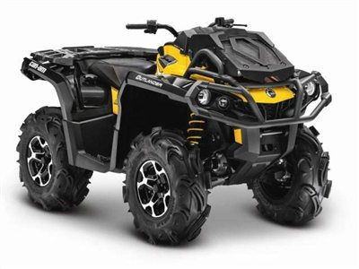 2015 Can-Am Outlander™ X® mr 650, motorcycle listing