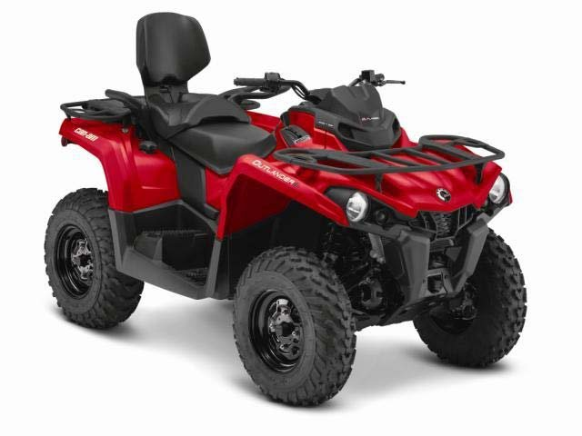 See more photos for this Can-Am Outlander L MAX 450, 2015 motorcycle listing