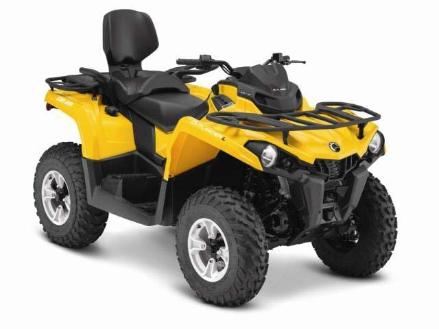 2015 Can-Am Outlander L MAX DPS 500, motorcycle listing