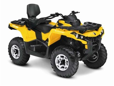 2015 Can-Am Outlander MAX DPS 650, motorcycle listing