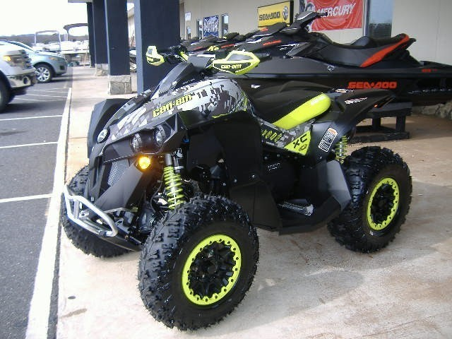 Can Am Renegade For Sale >> 2015 Can Am Renegade 1000 Xxc Sport Motorcycle From
