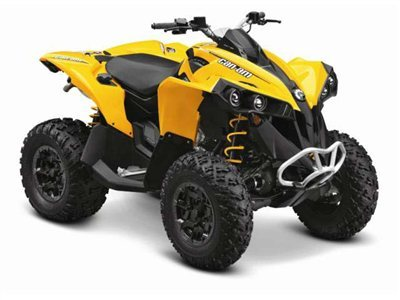 2015 Can-Am Renegade 500, motorcycle listing
