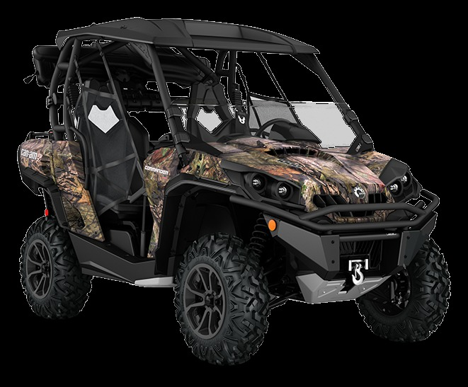 2016 Can-Am COMMANDER MOSSY OAK HUNTING EDITION 1000, motorcycle listing