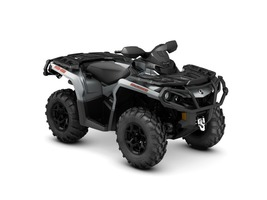 2016 Can-Am Outlander XT 650 Brushed Aluminum, motorcycle listing