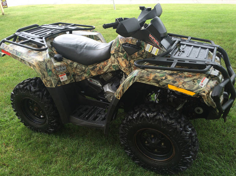 2008 Can-Am OUTLANDER 800, motorcycle listing